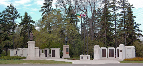 Saskatchewan War Memorial