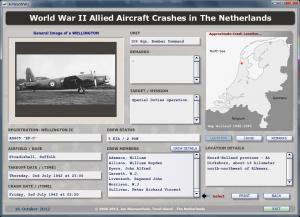 AirWarWWII Application Crash Details
