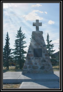 Elrose Saskatchewan War Memorial