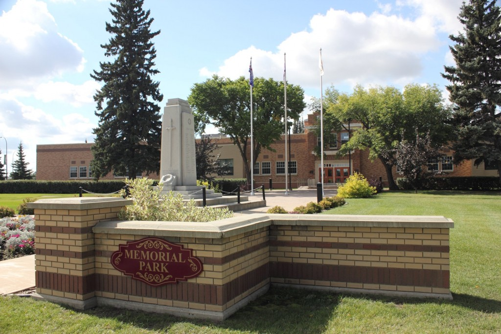 Lloydminster War Memorial