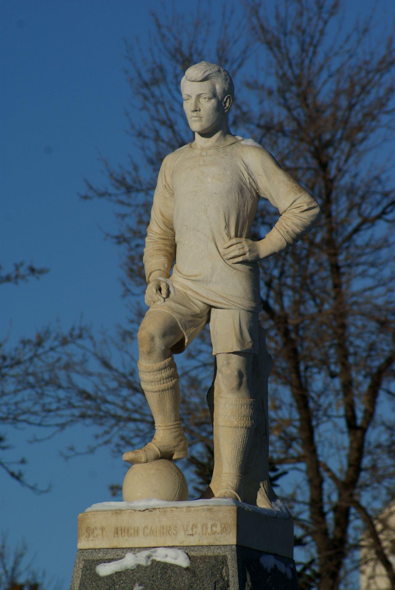 Saskatoon Football Memorial Saskatchewan Virtual War
