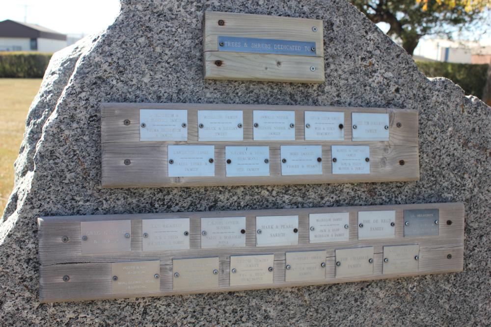 Hanley, Saskatchewan Cenotaph