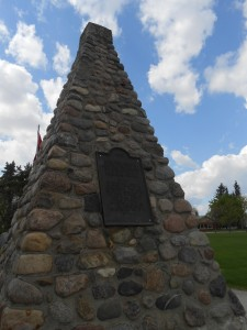 Tisdale Saskatchewan War Memorial