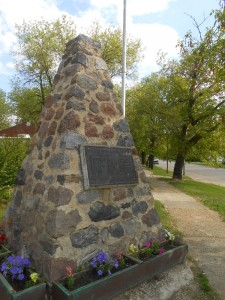 Tisdale War Memorial