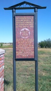 Glidden, Saskatchewan War Memorial