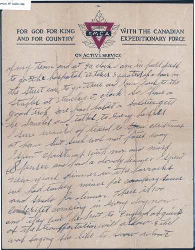 A Soldier's Letter Home - Page 2