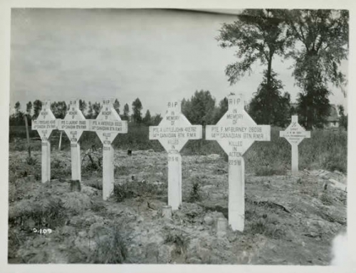 Canadian Graves