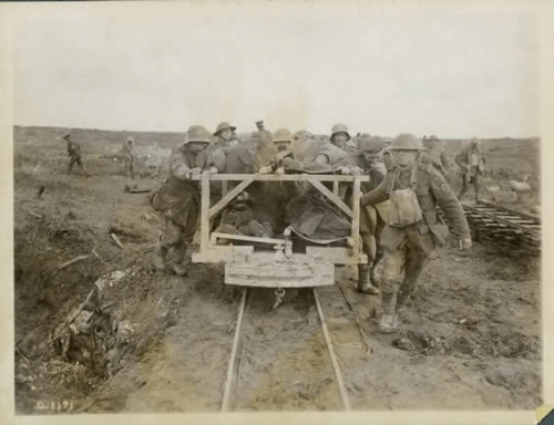Removing Casualties